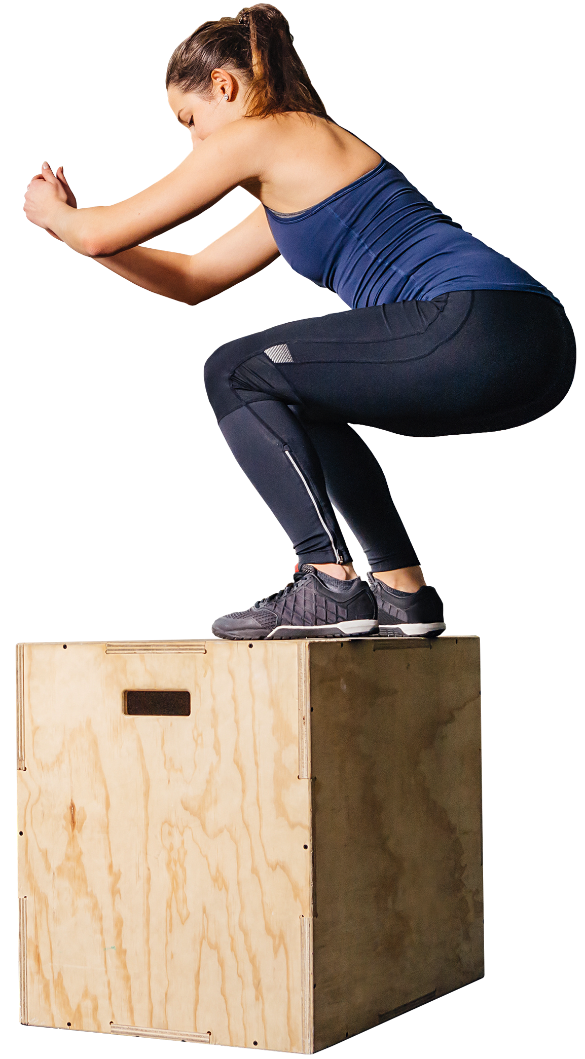 Do Some Box Jumps