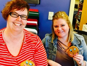 Smile Cookies at CFHT sept 2017