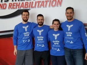OSM team ready for Orillia 2018 Ontario winter games