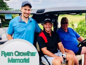Ryan Crowther golf tourney July 13  2018