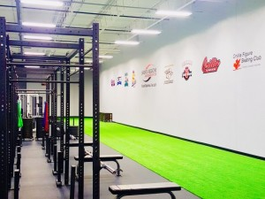 OSM-new Training facility